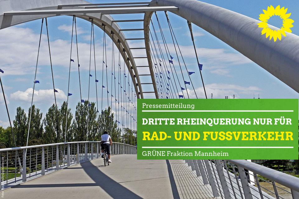Rad- und Fussverkehrsbrücke