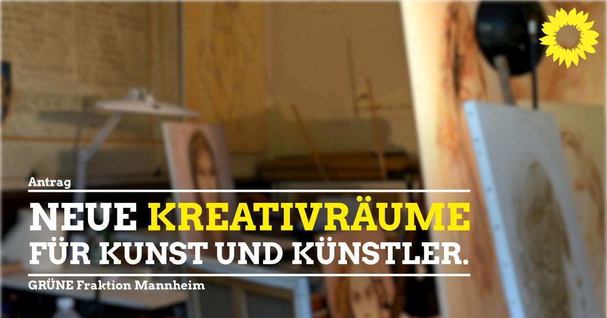 Das Mannheimer Atelierhaus