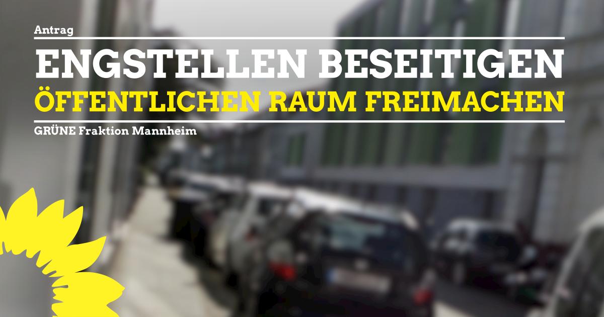 Neuordnung Parkraum Mannheim