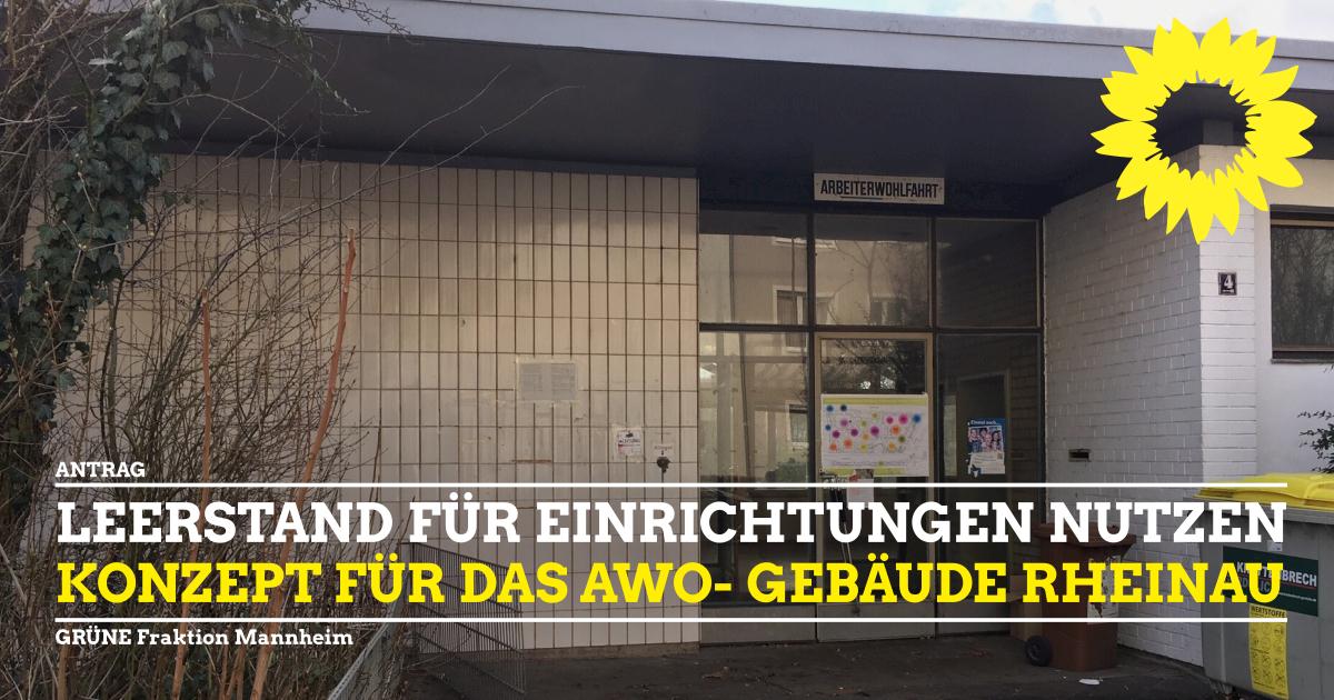 Antrag Konzept AWO Gebäude Rheinau