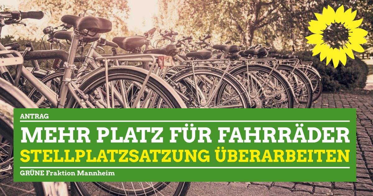 Änderungsantrag zu V016/2021 Fahrradstellplatzsatzung